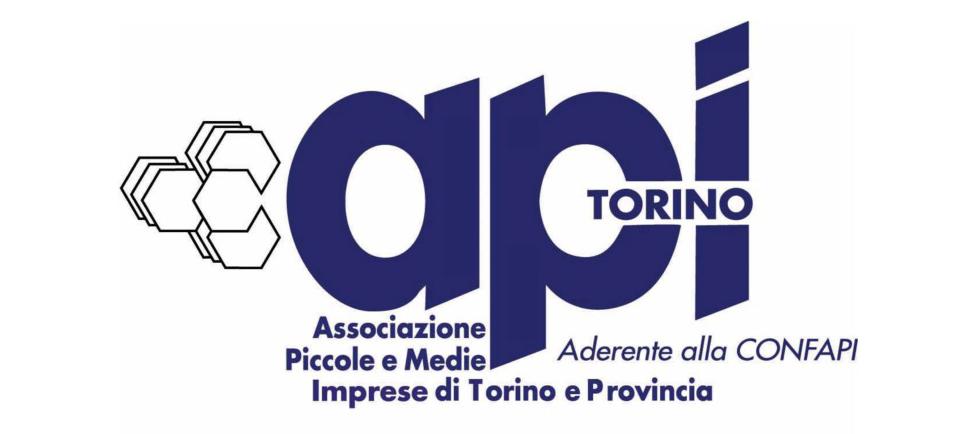Logo API Blu