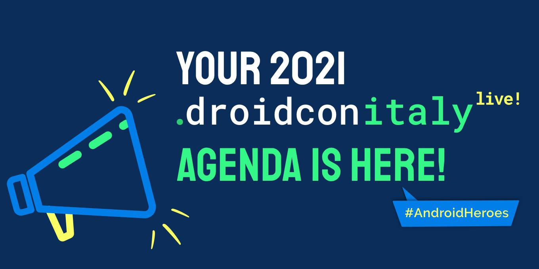 Droidcon Italy 2021